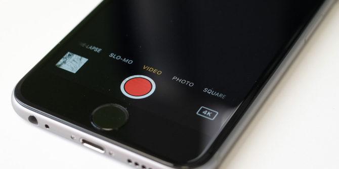 ضبط صفحه نمایش آیفون